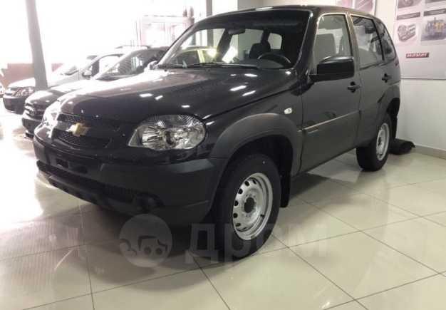 Chevrolet Niva, 2019 год, 657 000 руб.