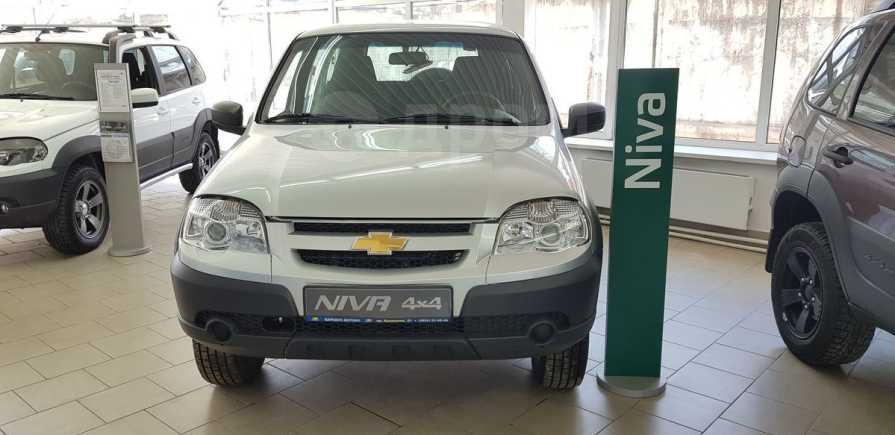 Chevrolet Niva, 2018 год, 620 515 руб.