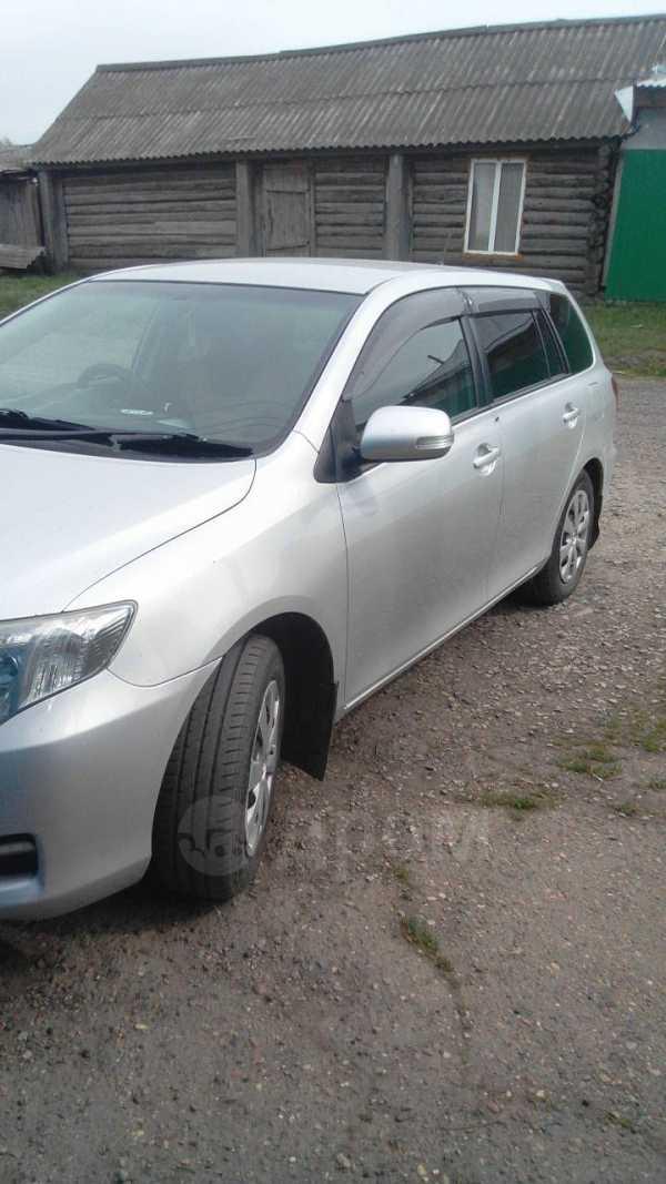 Toyota Corolla Fielder, 2007 год, 470 000 руб.