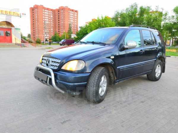 Mercedes-Benz M-Class, 1998 год, 270 000 руб.