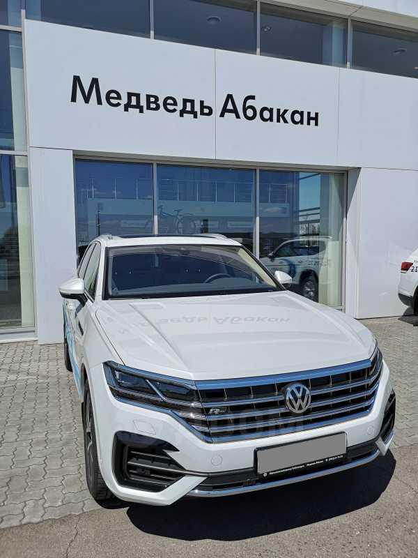 Volkswagen Touareg, 2018 год, 5 109 654 руб.
