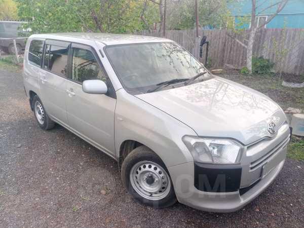 Toyota Succeed, 2015 год, 525 000 руб.