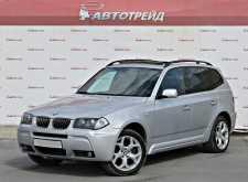 Екатеринбург BMW X3 2006