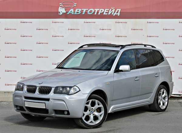 BMW X3, 2006 год, 649 000 руб.