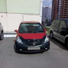 Красноярск Honda Fit 2002