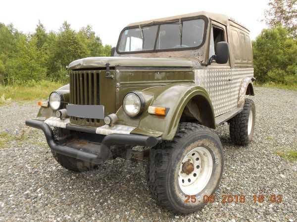 ГАЗ 69, 1962 год, 80 000 руб.