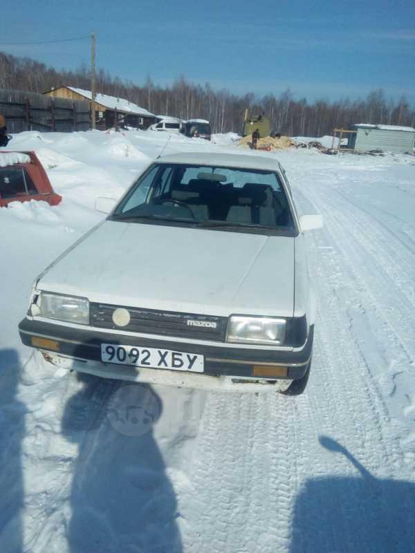 Mazda Familia, 1986 год, 20 000 руб.