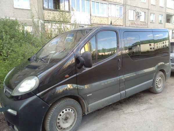 Opel Vivaro, 2004 год, 560 000 руб.