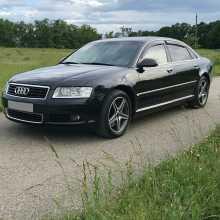 Майкоп Audi A8 2003