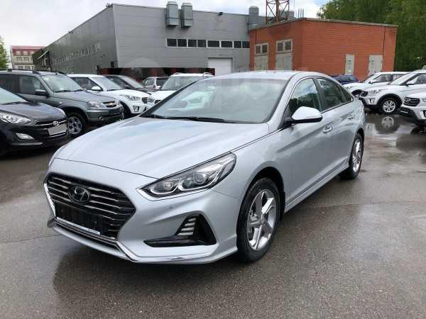 Hyundai Sonata, 2019 год, 1 735 000 руб.