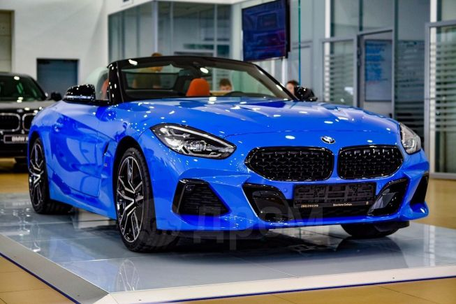 BMW Z4, 2019 год, 4 617 400 руб.