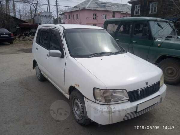 Nissan Cube, 1999 год, 98 000 руб.