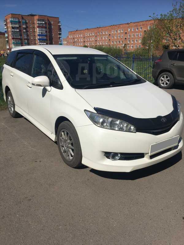 Toyota Wish, 2013 год, 820 000 руб.