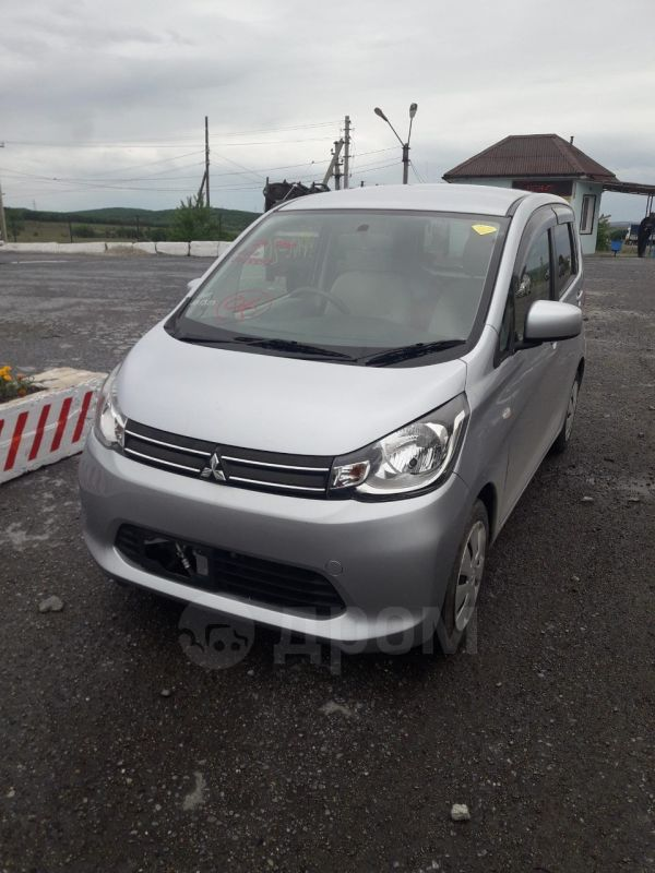 Mitsubishi eK Wagon, 2014 год, 405 000 руб.