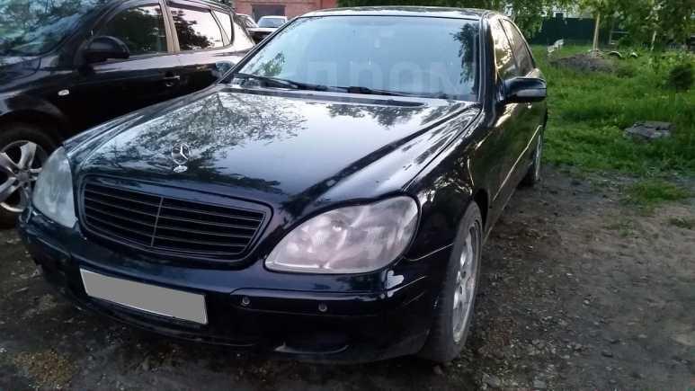 Mercedes-Benz S-Class, 1998 год, 280 000 руб.