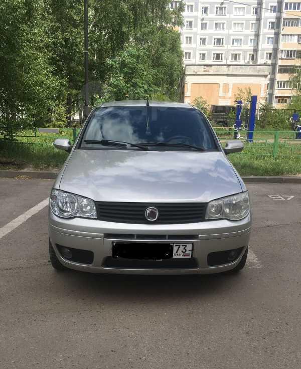 Fiat Albea, 2009 год, 165 000 руб.