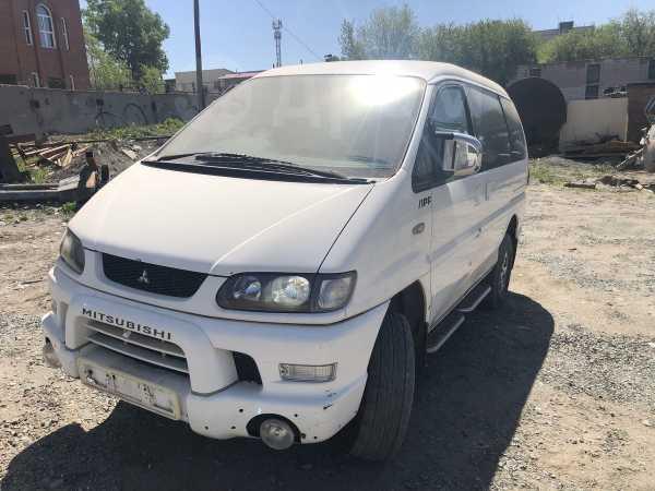 Mitsubishi Delica, 2003 год, 310 000 руб.