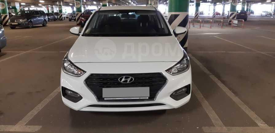Hyundai Solaris, 2018 год, 820 000 руб.