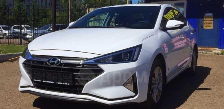 Hyundai Elantra, 2019 год, 1 175 000 руб.