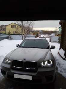Салехард BMW X5 2012