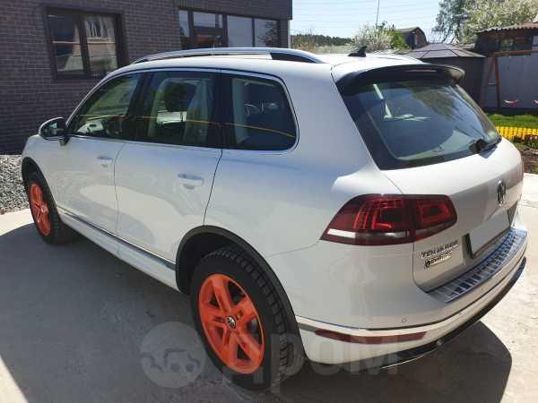 Volkswagen Touareg, 2017 год, 3 190 000 руб.