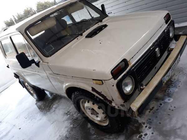 Лада 4x4 2121 Нива, 1989 год, 45 000 руб.