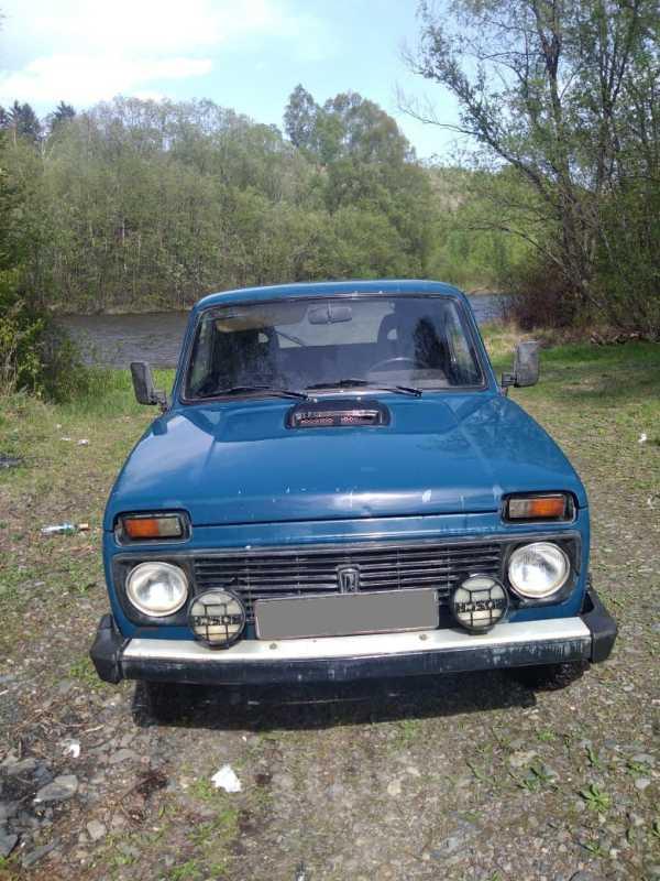 Лада 4x4 2121 Нива, 2000 год, 165 000 руб.