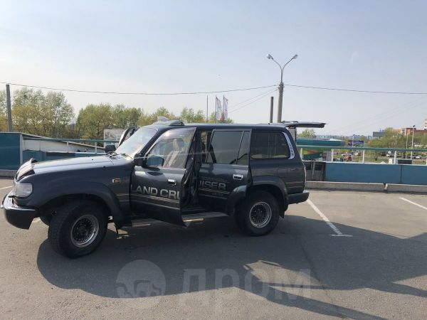 Toyota Land Cruiser, 1991 год, 900 000 руб.