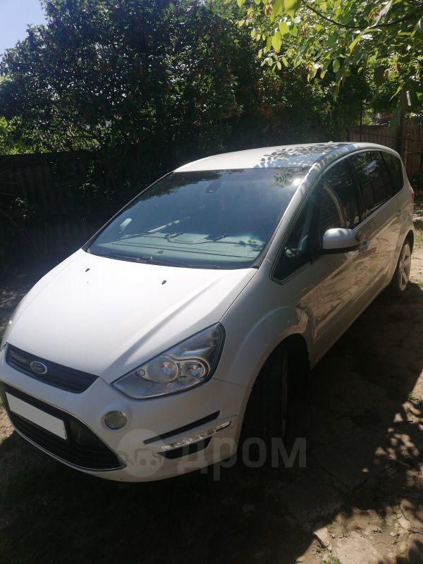 Ford S-MAX, 2010 год, 640 000 руб.