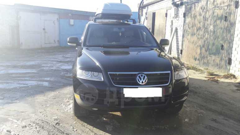 Volkswagen Touareg, 2003 год, 470 000 руб.