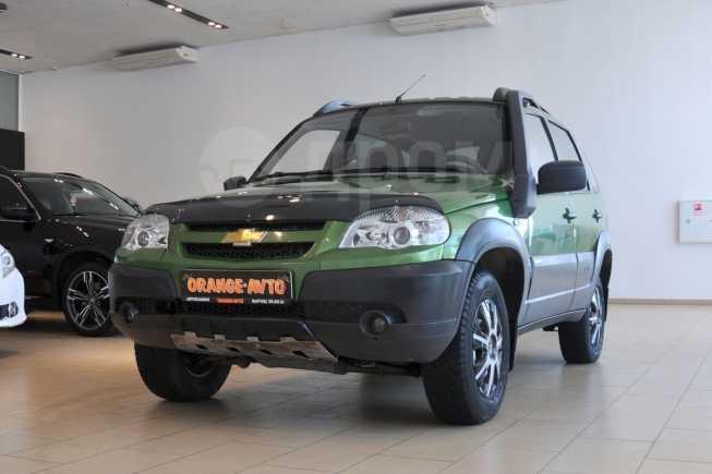 Chevrolet Niva, 2014 год, 330 000 руб.