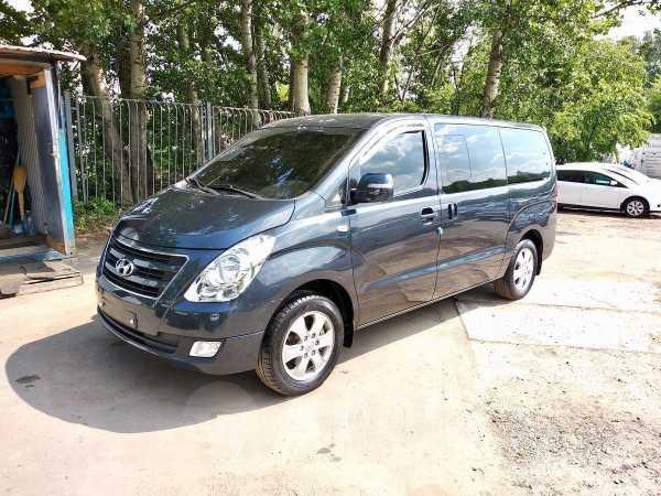 Hyundai Grand Starex, 2017 год, 2 050 000 руб.