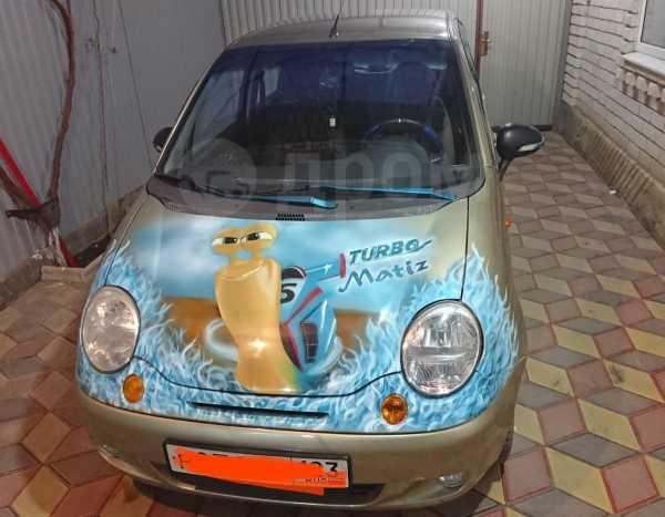 Daewoo Matiz, 2006 год, 116 000 руб.