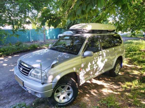 Suzuki Grand Escudo, 2002 год, 490 000 руб.