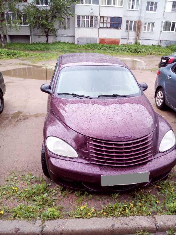 Chrysler PT Cruiser, 2002 год, 123 000 руб.