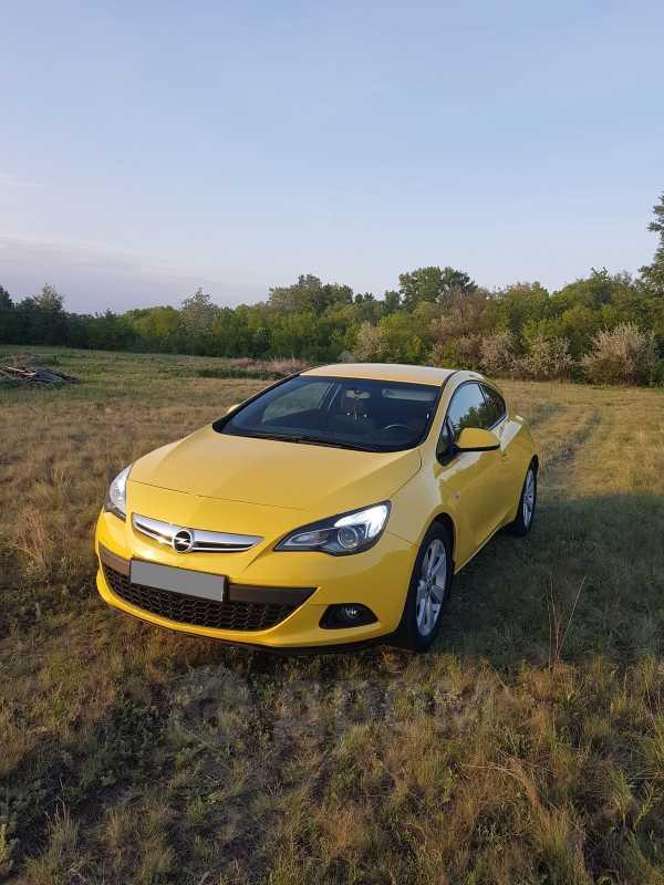 Opel Astra GTC, 2014 год, 700 000 руб.