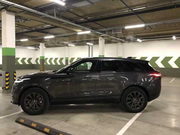 Land Rover Range Rover Velar, 2017 год, 4 000 000 руб.