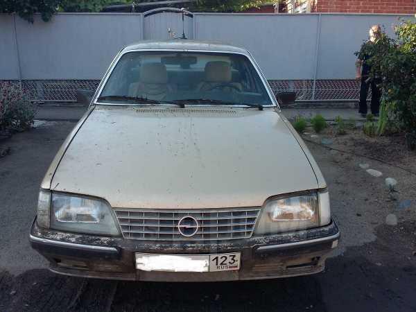 Opel Senator, 1983 год, 63 000 руб.