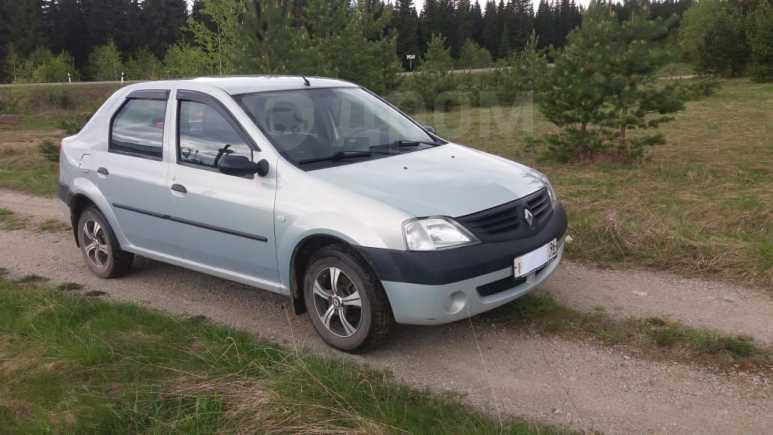 Renault Logan, 2006 год, 215 000 руб.