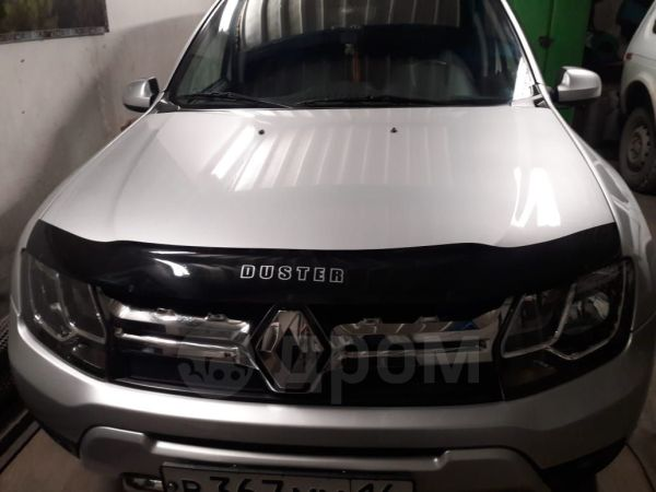 Renault Duster, 2016 год, 915 000 руб.