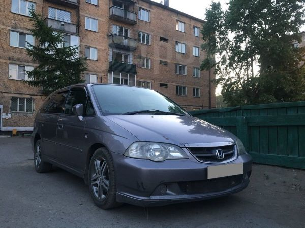 Honda Odyssey, 2003 год, 445 000 руб.