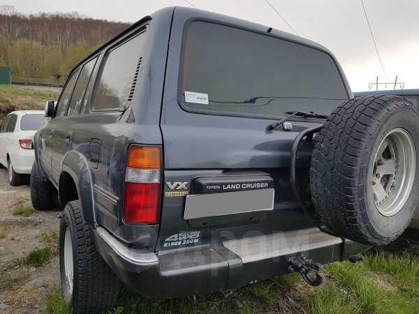 Toyota Land Cruiser, 1995 год, 670 000 руб.