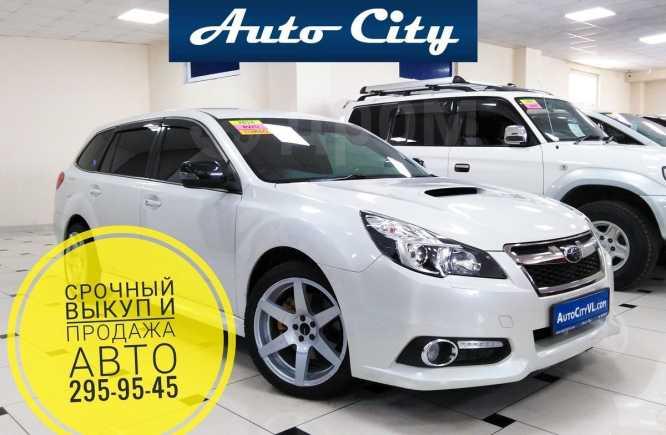 Subaru Legacy, 2014 год, 955 000 руб.