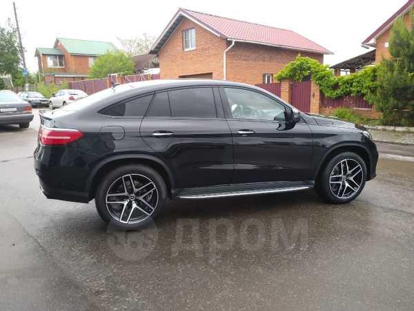 Mercedes-Benz GLE, 2018 год, 5 000 000 руб.