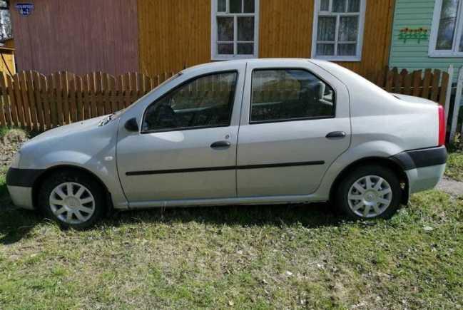 Renault Logan, 2005 год, 155 000 руб.