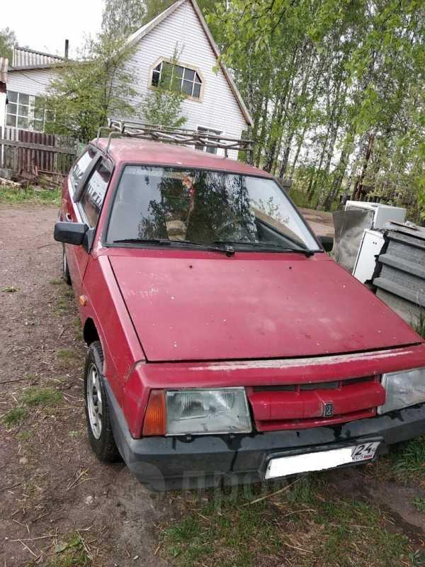 Лада 2108, 1991 год, 33 000 руб.