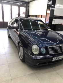 Махачкала E-Class 1998
