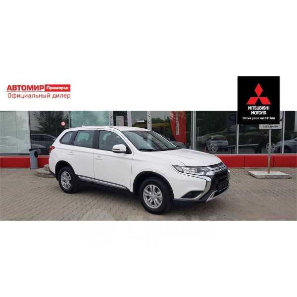 Mitsubishi Outlander, 2018 год, 1 854 000 руб.
