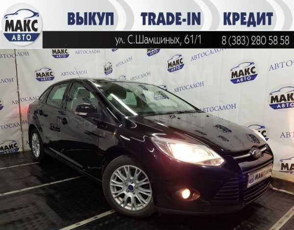 Ford Focus, 2012 год, 549 000 руб.