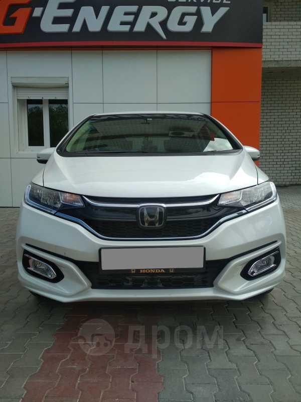Honda Fit, 2018 год, 880 000 руб.